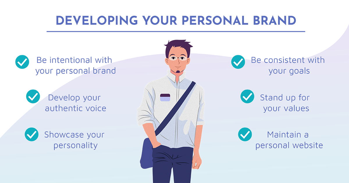 6 Quick Tips on Personal Branding