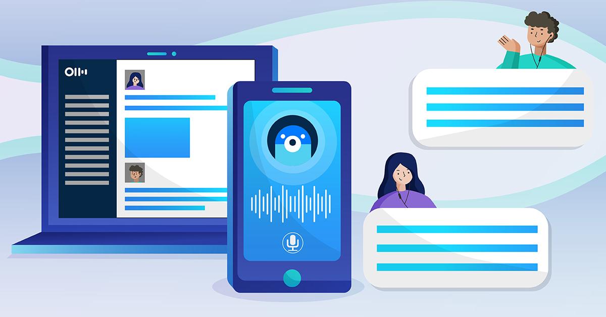 Tech Feature: Otter.ai Speech to Text Transcription